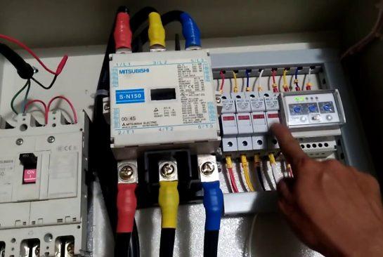 Lắp Tủ Điện Bảo Vệ Mất Pha Chuyên Nghiệp